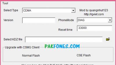 LG KDZ Flash Tool 2014 download
