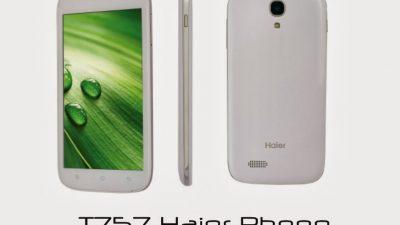 Haier T757 MTK6572 working flash file