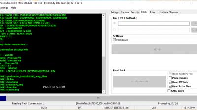 VGO-TEL Venture V8 Flash File